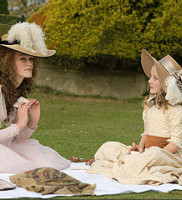 Image from the film The Duchess