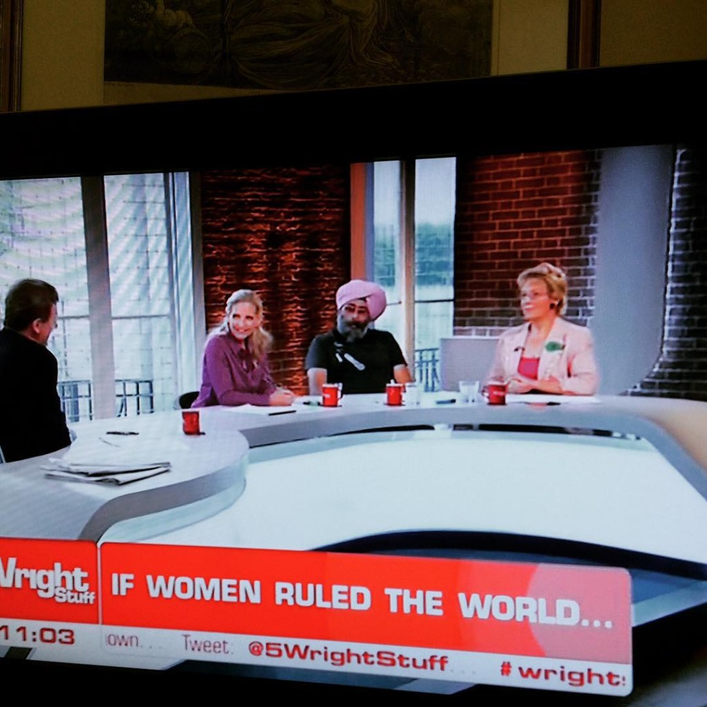 Channel Fives Wright Stuff was two hours of friendly banterhellip