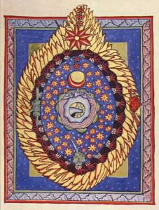 Scivias by Hildegard von Bingen, (1141-1152)