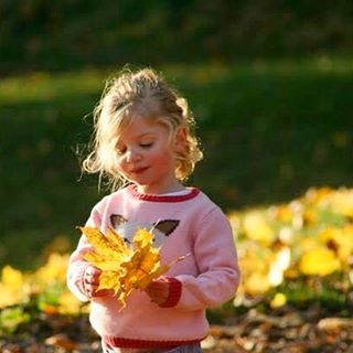 The joy of Autumn autumn leaves childhoodunplugged hudsonvalley