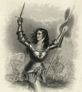 Engraving by J.C. Buttre, via Corbis