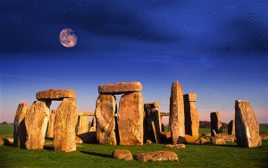 The ancient Stonehenge site will be illuminated by a sparkling fire show from Compagnie Carabosse, during the London 2012 Festival